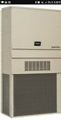 2 ton Bard Wall Hung air conditioning w/ electric heat 5kw W24A2-A05 208/240 v