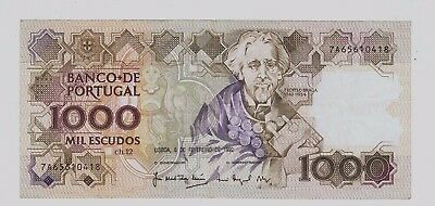 Portugal.1000 Escudos,series 1986-1994 Issue (1992) Uncirculated