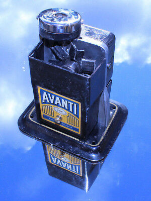 AVANTI 1938 Anspitzer Spitzmaschine, german vintage pencil sharpener