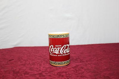 Vintage Drink Coca Cola 5 Cents Delicious and Refreshing Mug Cup by Springs