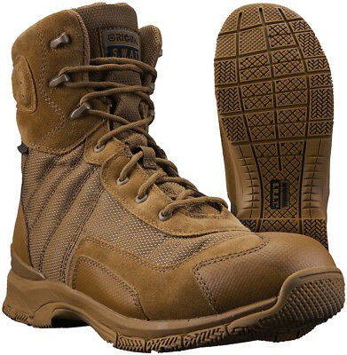 "Original S.W.A.T. 162033 HAWK 9"" Waterproof EN Boots, Coyote"