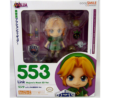 Nendoroid 553: The Legend Of Zelda: Majora's Mask 3D - Link