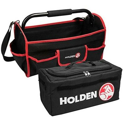 Genuine Holden 2 in 1 Tradie Cooler Bag | Lunch Box | Tool Box | Drink Cooler