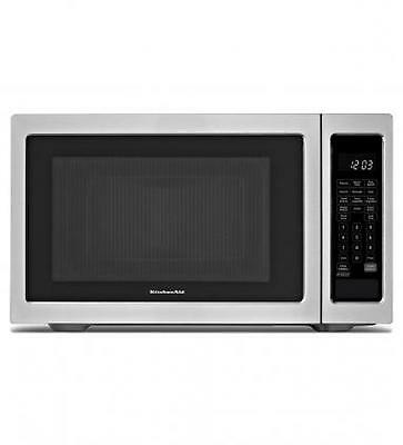 "KitchenAid KCMS2255BSS 22"" Stainless Countertop Microwave NEW IN BOX!"