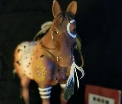 Trail Of Painted Ponies 2006 Horse With No Name 1E/2,017 No. 12229 W/Tag