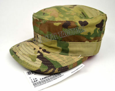New Scorpion W2 Usgi Military Army Ocp Patrol Cap Hat 7 3/4