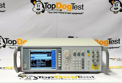 Ceyear AV1464 Sig Gen 250kHz to 67GHz,Not just Anritsu R&S and Agilent/Keysight