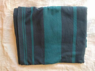 new outlet Little Frog size 4 woven wrap Graphite Topaz blue stripe
