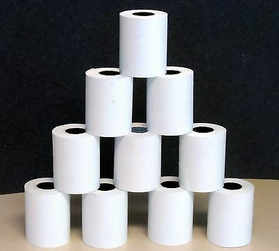 "2-1/4"" x 85' PoS THERMAL RECEIPT PAPER 1PART - 69 NEW ROLLS ** FREE SHIPPING **"