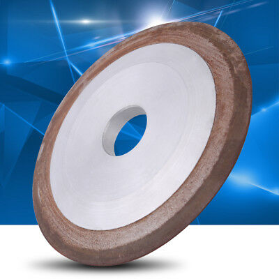 100mm Diamond Grinding Wheel Cup 180 Grit Cutter Grinder for Carbide Metal hhh