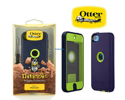 Otterbox Defender Rugged Hard S Case Cover Skin For Ipod Touch 5th Gen New