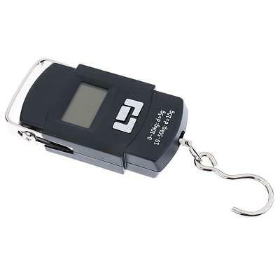 Portable 50KG Digital Hanging Scale Luggage Travel Scale 110lbs x 0.02lb
