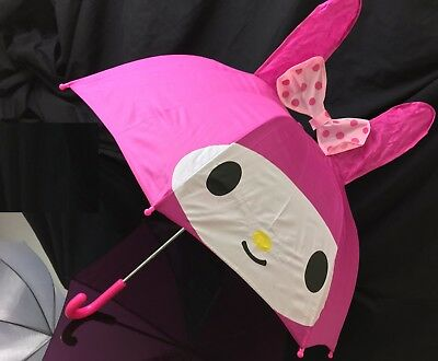 Sanrio My Melody Umbrella With Ears - Kids - JAPAN IMPORT - NWT