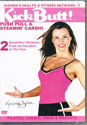 Women's Health & Firness Network ~ Kick Butt! ~ DVD