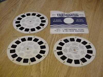 1961 Walt Disney's Babes in Toyland View-Master 3D Picture Packet