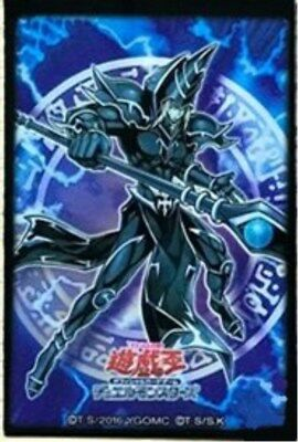 (100)Yugioh Small Card Sleeve The Dark Side Of Dimensions Dark Magician 100 Pcs