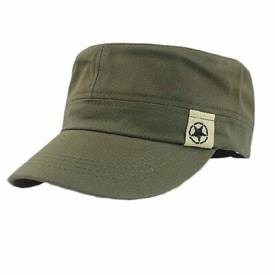 Korea Fashion Unisex Hat Womens Mens Baseball Cap Military Casual Hat New