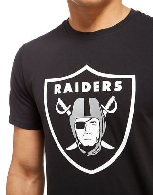 New Era NFL Team Logo T-Shirt Senior - Oakland Raiders AUSVERKAUF