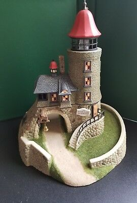 """New Dept 56 Seasons Bay """"Mystic Ledge Lighthouse""""#53445 Limited Edition of 5600"""