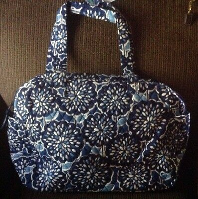 NWT Vera Bradley PETAL SPLASH Baby Bag Diaper Tote carry on RARE PATTERN