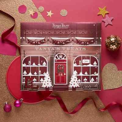 *NEW* Tanya Burr 12 Sweet Days Beauty Advent Calendar 2017 New Sealed Authentic