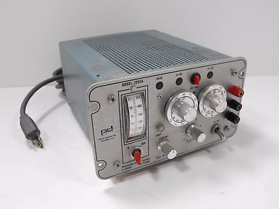 PD Power Designs Model 2005A Precision Power Source Supply 0 - 20 VDC 0 - 500 mA