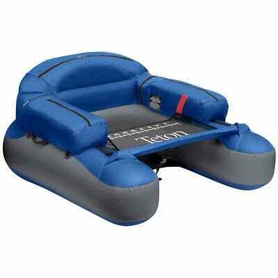 Classic Accessories 32-013-010501-00 Blue/Gray Teton Inflatable Fishing Tube