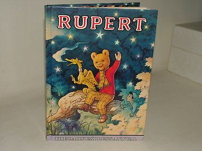 Rupert Bear Annual 1979 Signed  John Harrold Excellent Mint Condition Scarce