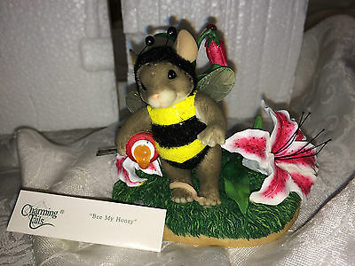 """Charming Tails """" BEE MY HONEY"""" Dean Griff FITZ AND FLOYD SPRING"""
