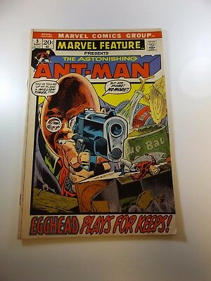 Marvel Feature #5 w/ Astonishing Ant-Man VG/FN condition