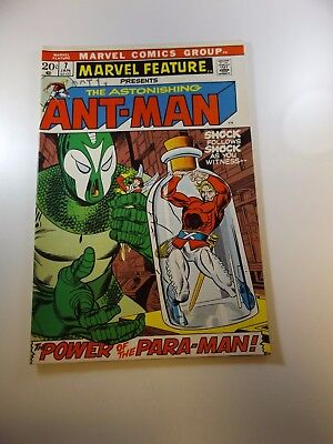 Marvel Feature #7 w/ Astonishing Ant-Man FN/VF condition