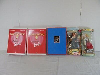 Barbie Lot of 5 Grand Ole Opry Country Rose Rising Star Western Plains Swedish