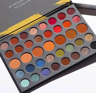 Morphe - 39A Dare To Create Eyeshadow Palette Limited Edition 100% GENUINE!