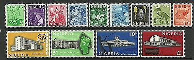 Stamps from Nigeria.....Mounted Mint and used.