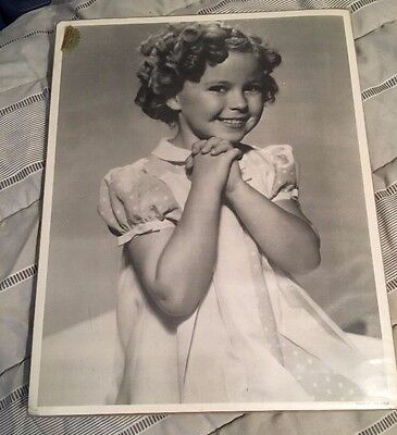 Original Vintage 1930s Movie Lobby Card - SHIRLEY TEMPLE - 11x14