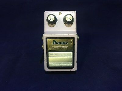 1982 Vintage Ibanez CS 9 Stereo Chorus Guitar Effects Pedal Japan Made Excellent