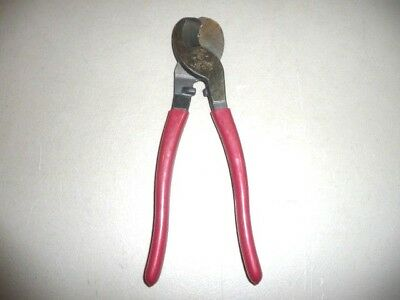 Klein Tools 63050 9-1/2-Inch High Leverage Cable Cutter FREE SHIPPING