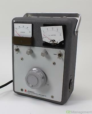General Radio W10MT3A 10 Amp Metered Variac Auto Transformer