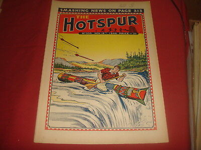 THE HOTSPUR #555  November 16th 1946  UK  British Comic