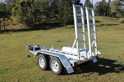 2 Tonne Scissor Lift Trailer