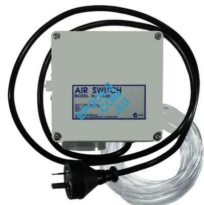 Air Switch Single for Spas and Pools no Timer 10amp