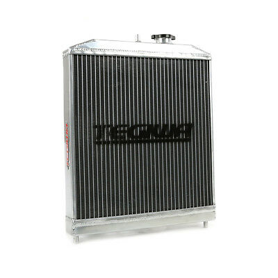 Tegiwa Aluminium Alloy Radiator For Honda Civic Eg Ek 92-00