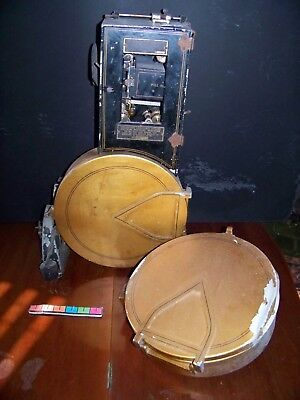 Holmes 35mm Silent Movie Era Projector - c.1920 - Art Deco