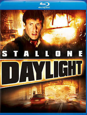 Brand New * DAYLIGHT * Blu-ray Sylvester Stallone Factory Sealed