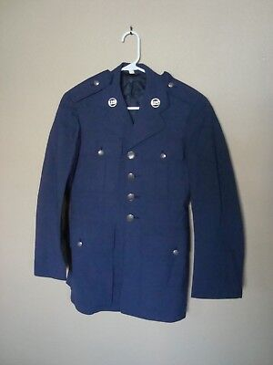 Vintage WW2 - Korean War United States Air Force USAF US Dress Uniform Shirt
