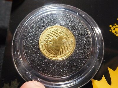 INV #M199 Canada 2015 GOLD 20 Dollars 3.11g .99999 Fine Proof
