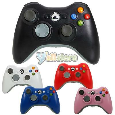 USB Wired/Wireless GamePad Controller Joypad For Microsoft Xbox360 Console