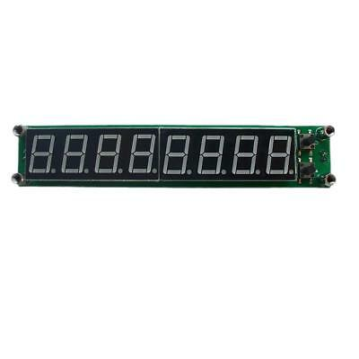 Red 0.1MHz~1000MHz 1GHz RF frequency Digital 8LED frequency Counter Tester