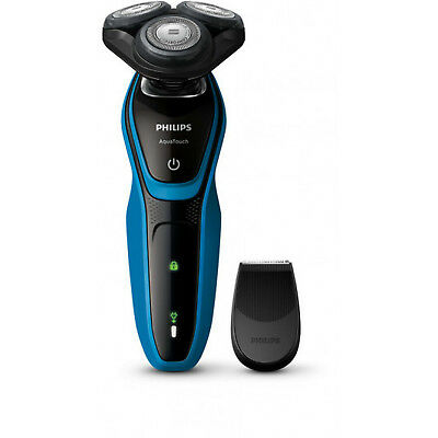 Shaver Philips S5050/04 Aqua Touch Wet/Dry/Electric/Trimmer/Cordless/Rechargeab