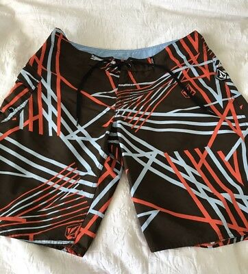 VOLCOM Men's Board shorts Size 38 EXC!!!
